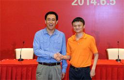 马云:必须花10-20年 让中国足球打进世界杯