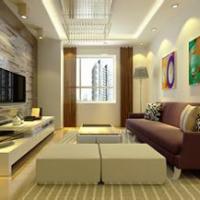 60平米两室一厅装修效果图