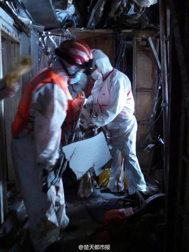 长江沉船遇难人数升至321人 舱内状况曝光