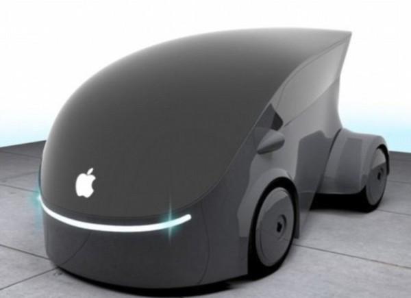 苹果研制无人车 太惊艳了