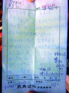 武夷山吃48元麝香肉 结账时被索48元一两