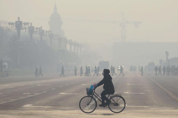 """北京治霾时间表延长至三五十年,多名学者认为""""靠谱"""""""