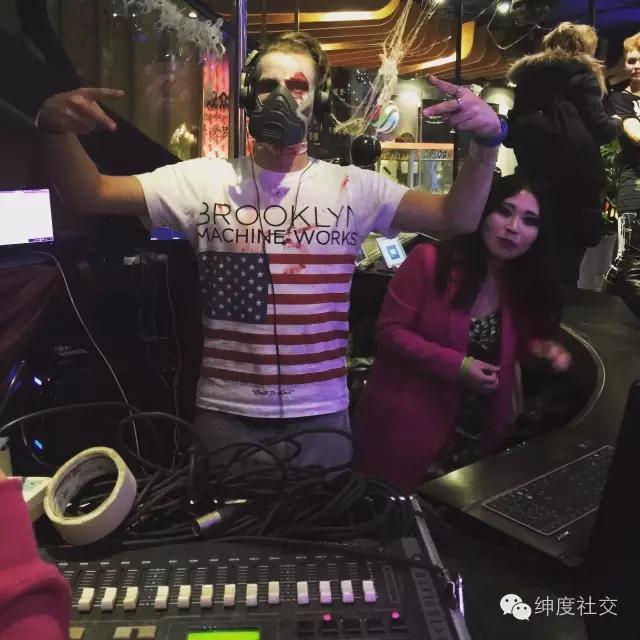 2016北京万圣节。绅度社交组织北京国贸万圣节狂欢之夜!